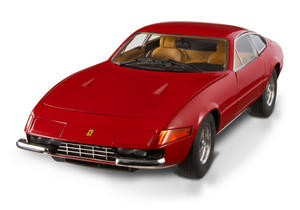 Ferrari 365GTB Red Special 1/18 Scale by Hot Wheels ELITE Edition