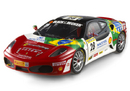 Ferrari F430 Challenge Series #28 Special 1/18 Scale by Hot Wheels