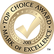 Top Choice Award 2019