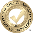 Top Choice Award 2019
