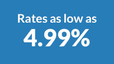Rates as low as 4.69%