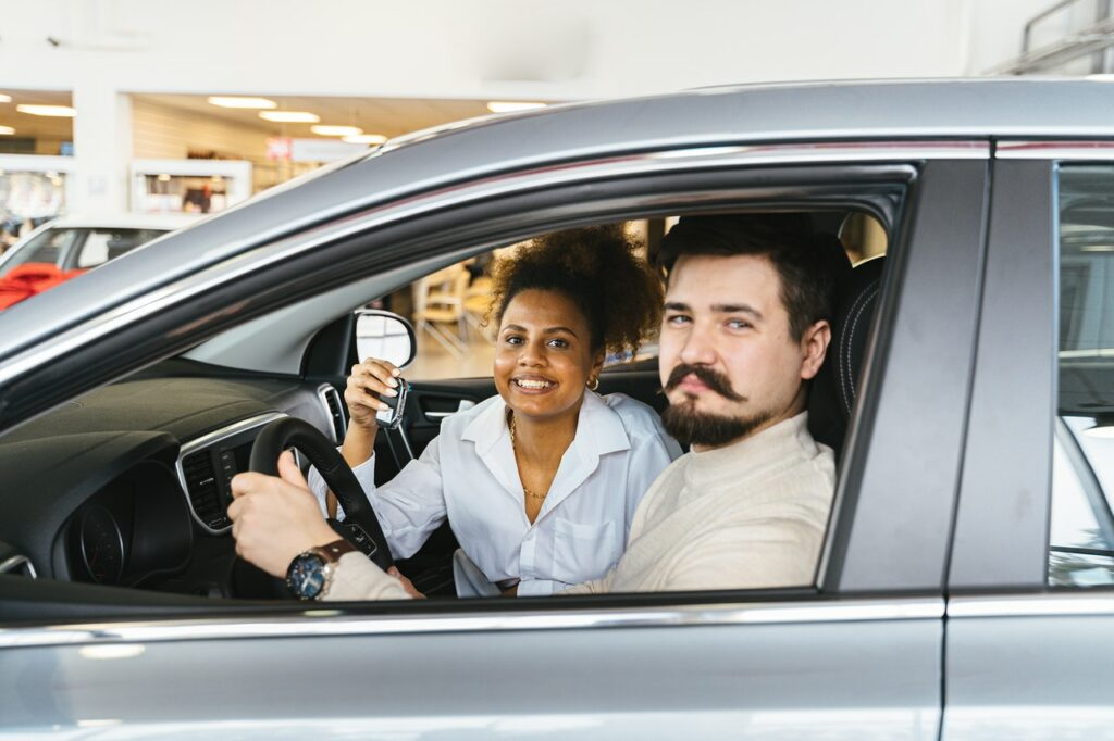 Can My Spouse Finance a Car for Me