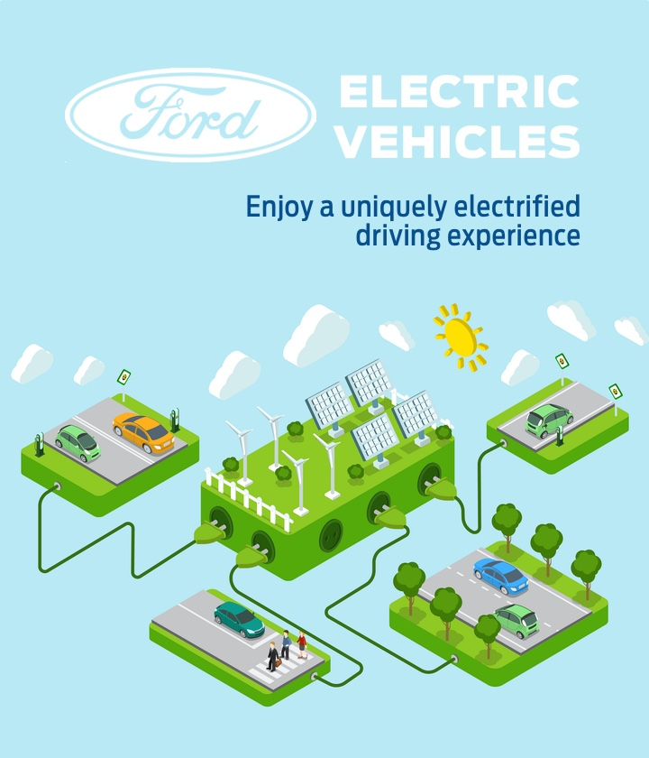 Electric vehicles : Enjoy a uniquely electrified driving experience