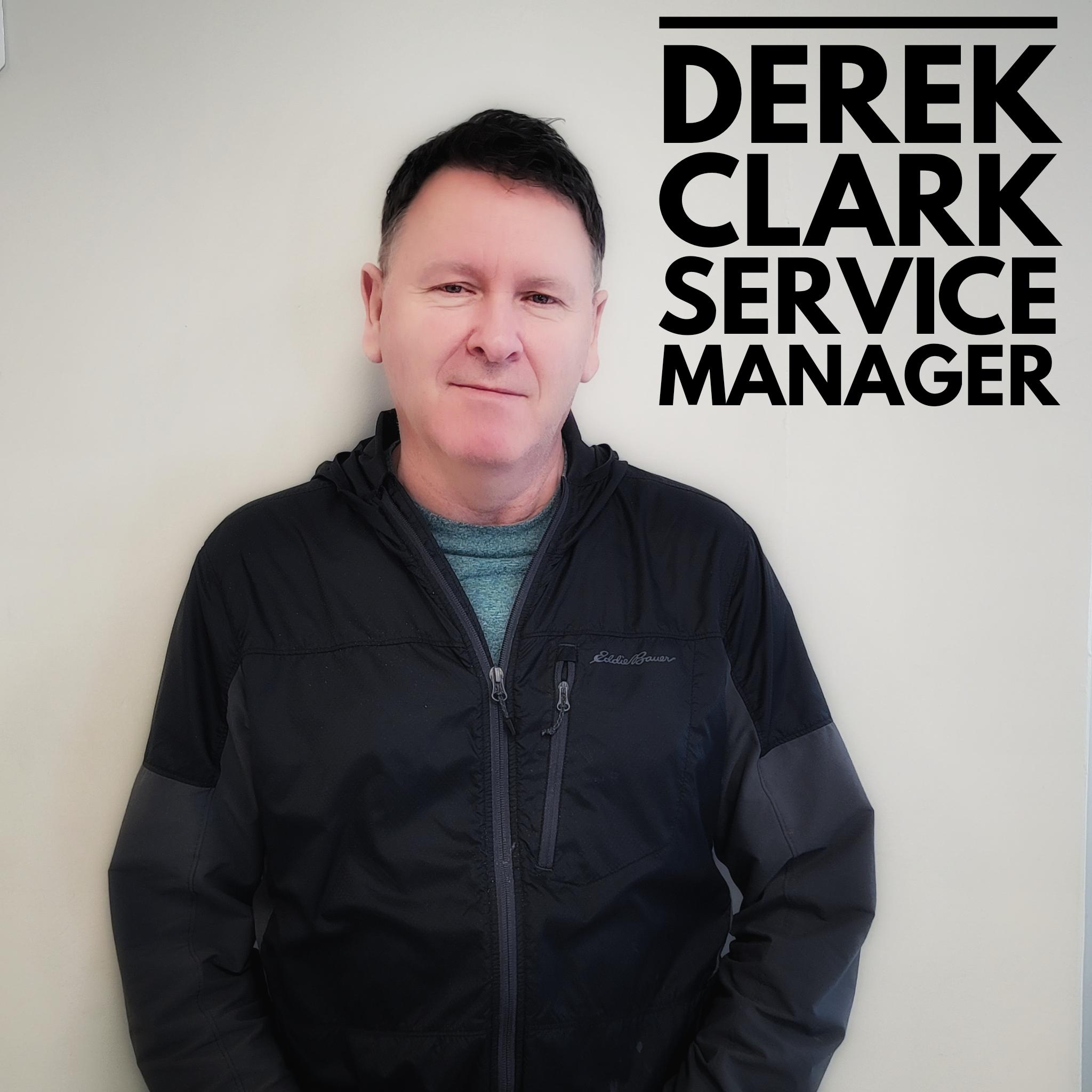 Derek Clark
