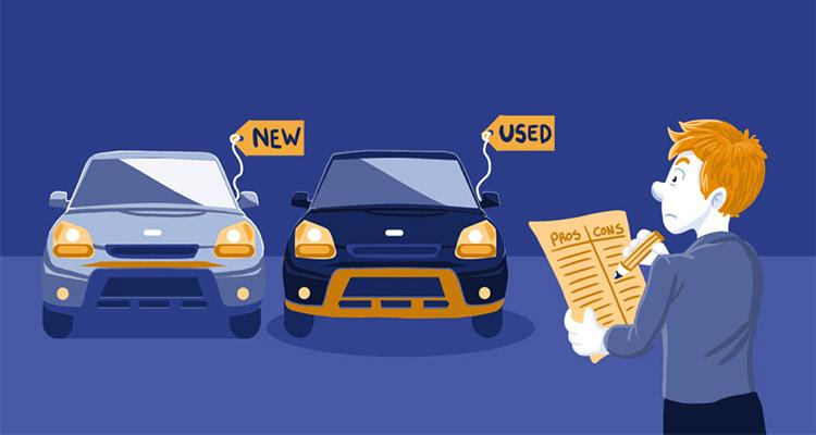 Nové nebo ojeté auto, což je výhodnější koupě?