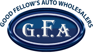 Good Fellow's Auto Wholesalers logo