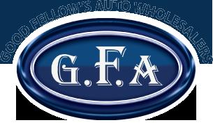 Good Fellow's Auto Wholesalers logo
