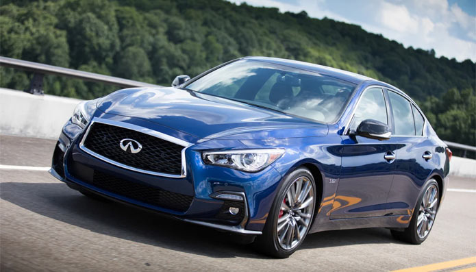 Used Infiniti Q50 for sale in Toronto