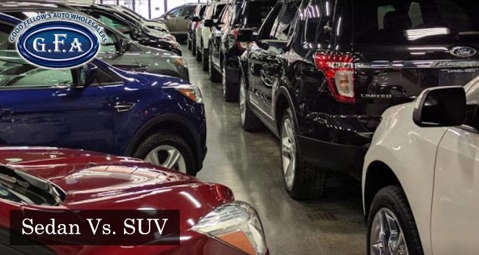 Sedan Vs. SUV: Which One Should I Get?