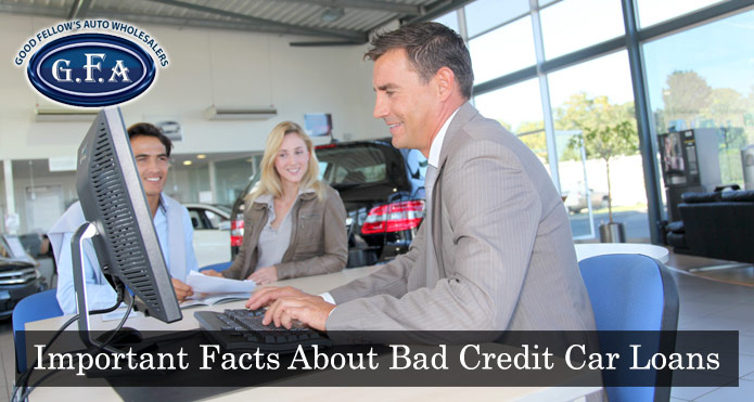 Important Facts to Know About Bad Credit Car Loans Toronto