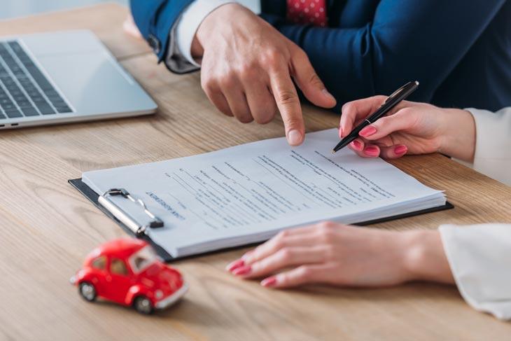 Good Fellows client getting bad credit car loan