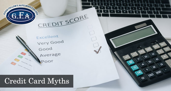 Credit Card Myths You Should Know