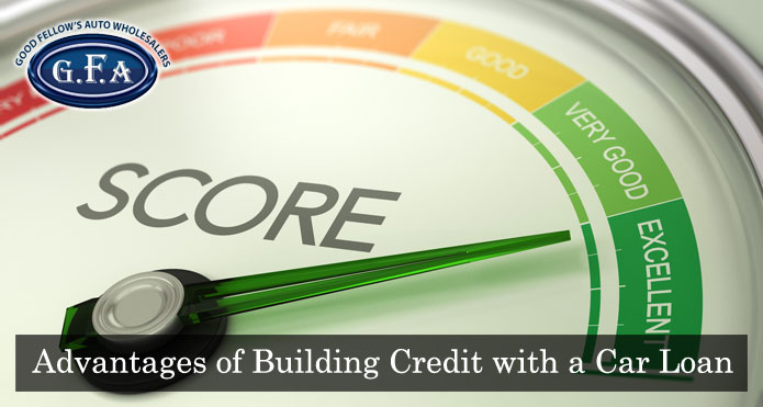 Advantages of Building Credit with a Car Loan