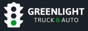Green Light Truck Auto logo