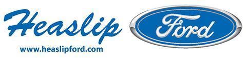 Heaslip Ford logo
