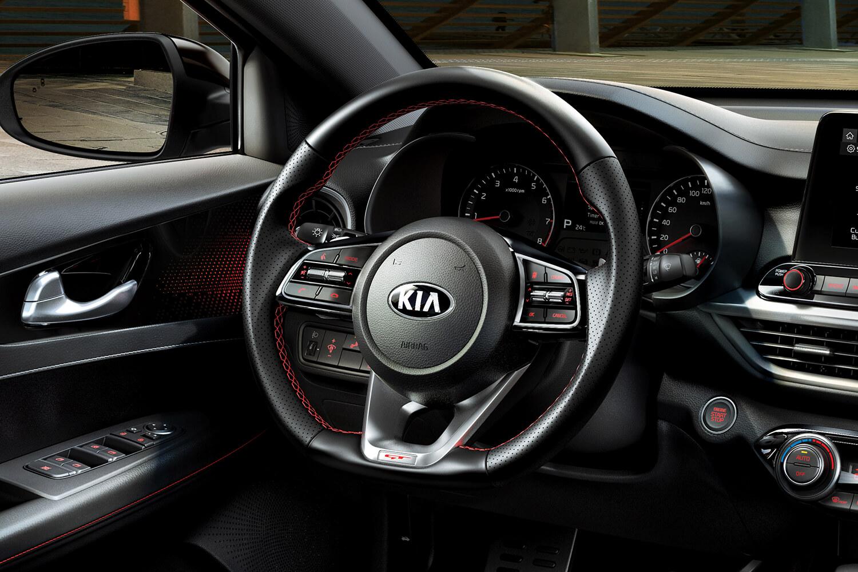 2020 Kia Forte GT Review