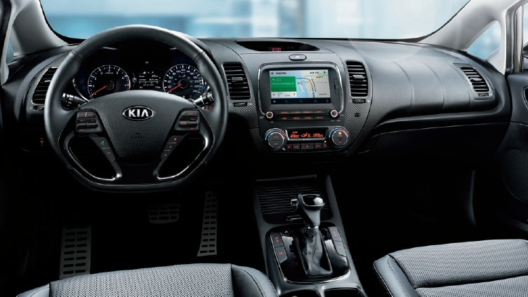 2017 Kia Forte 5 Door - Interior Dashboard