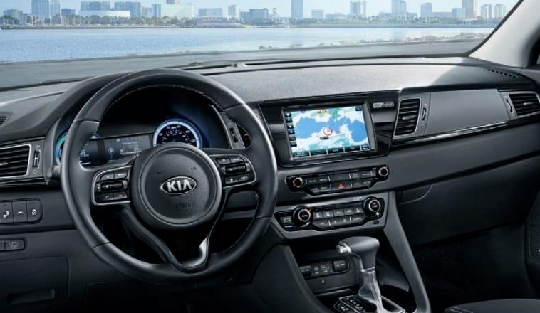 2017 Kia Niro EX - Interior Dashboard