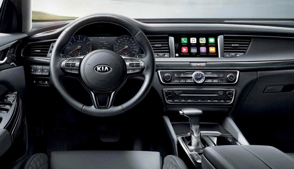 2017 Kia Cadenza - Interior Dashboard