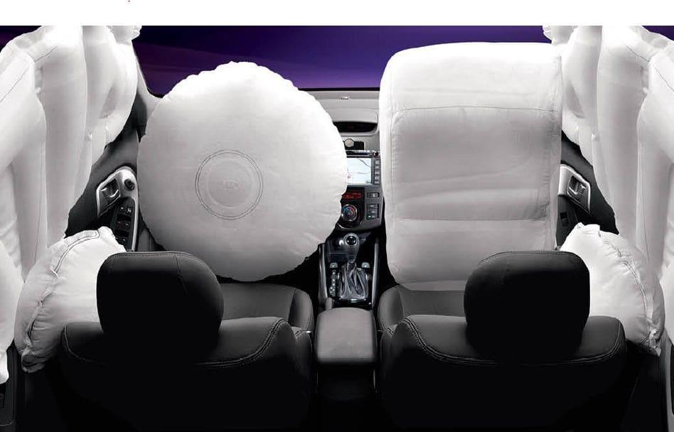 2013 Kia Forte Interior Air Bags
