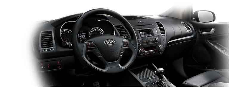 2014 Kia Forte5 Interior