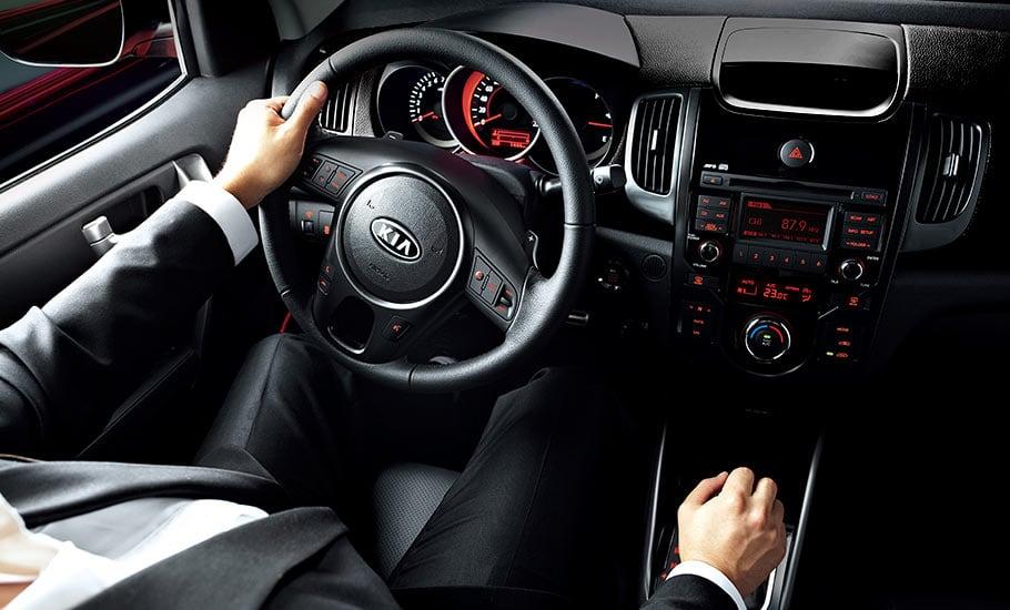 2013 Kia Forte Koup Interior Dashboard