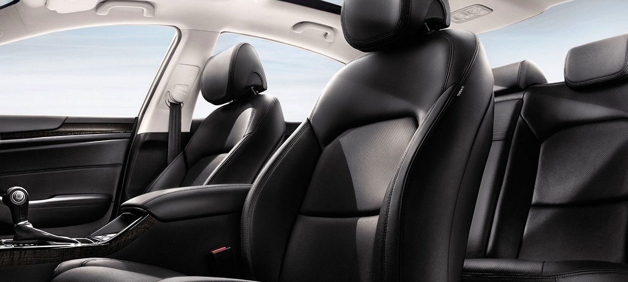 2014 Kia Candenza Interior Seating