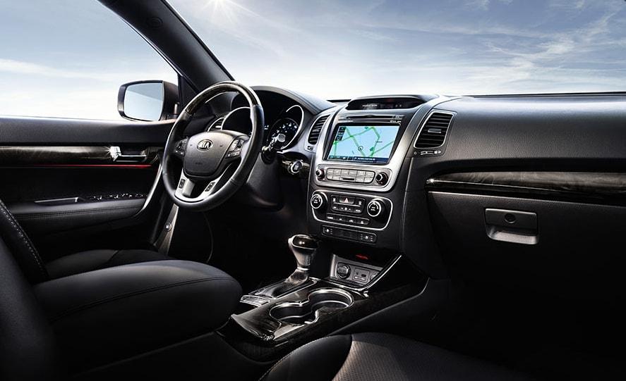 2014 KIA Sorento EX Interior Dashboard