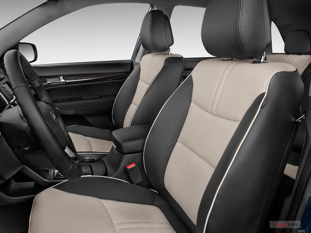 2012 Kia Sorento Interior Seats