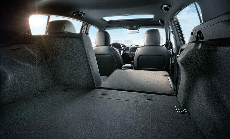 2015 Kia Forte5 EX Exterior Seating