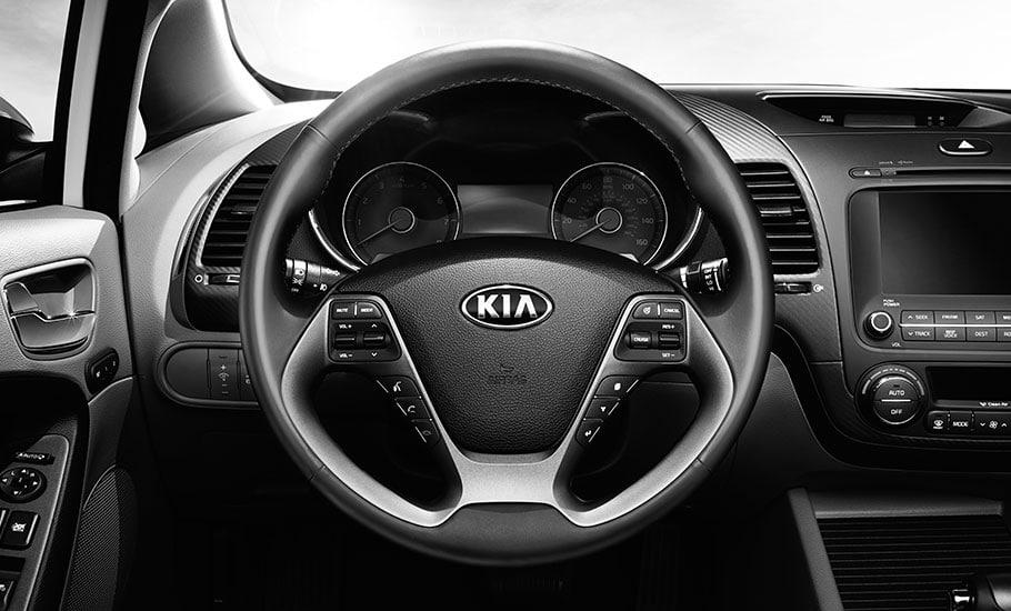 2015 Kia Forte SX Interior Dashboard