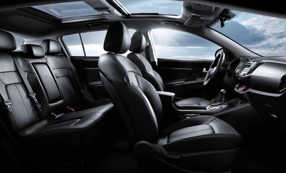 2013 Kia Sportage Interior Seats