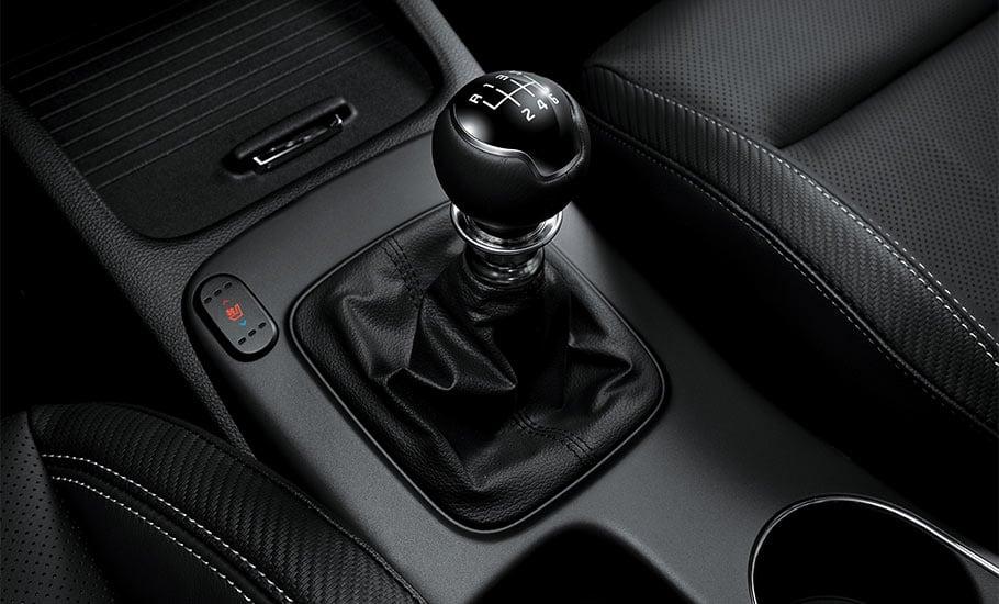 2015 Kia Forte Koup SX Luxury Interior Gear Shift