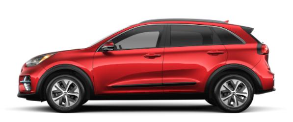 2021 Kia Niro EV Exterior Side View