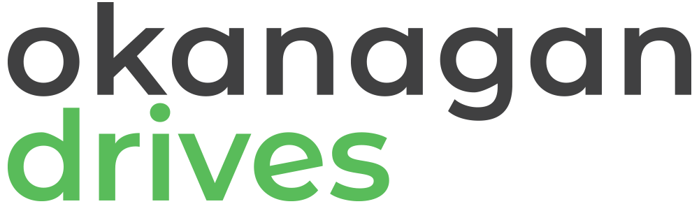 Okanagan Drives Credit logo