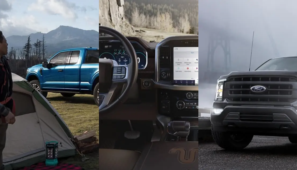 ALL-NEW 2021 F-150. TOUGHER THAN BEFORE. SMARTER THAN EVER.