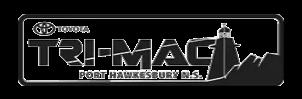 Tri-mac Toyota logo