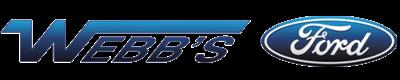 Webb's Ford logo