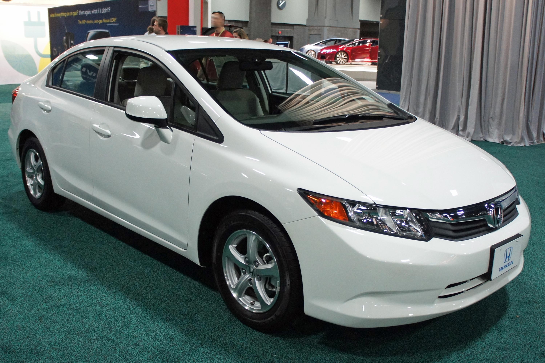 Honda Civic GX CNG