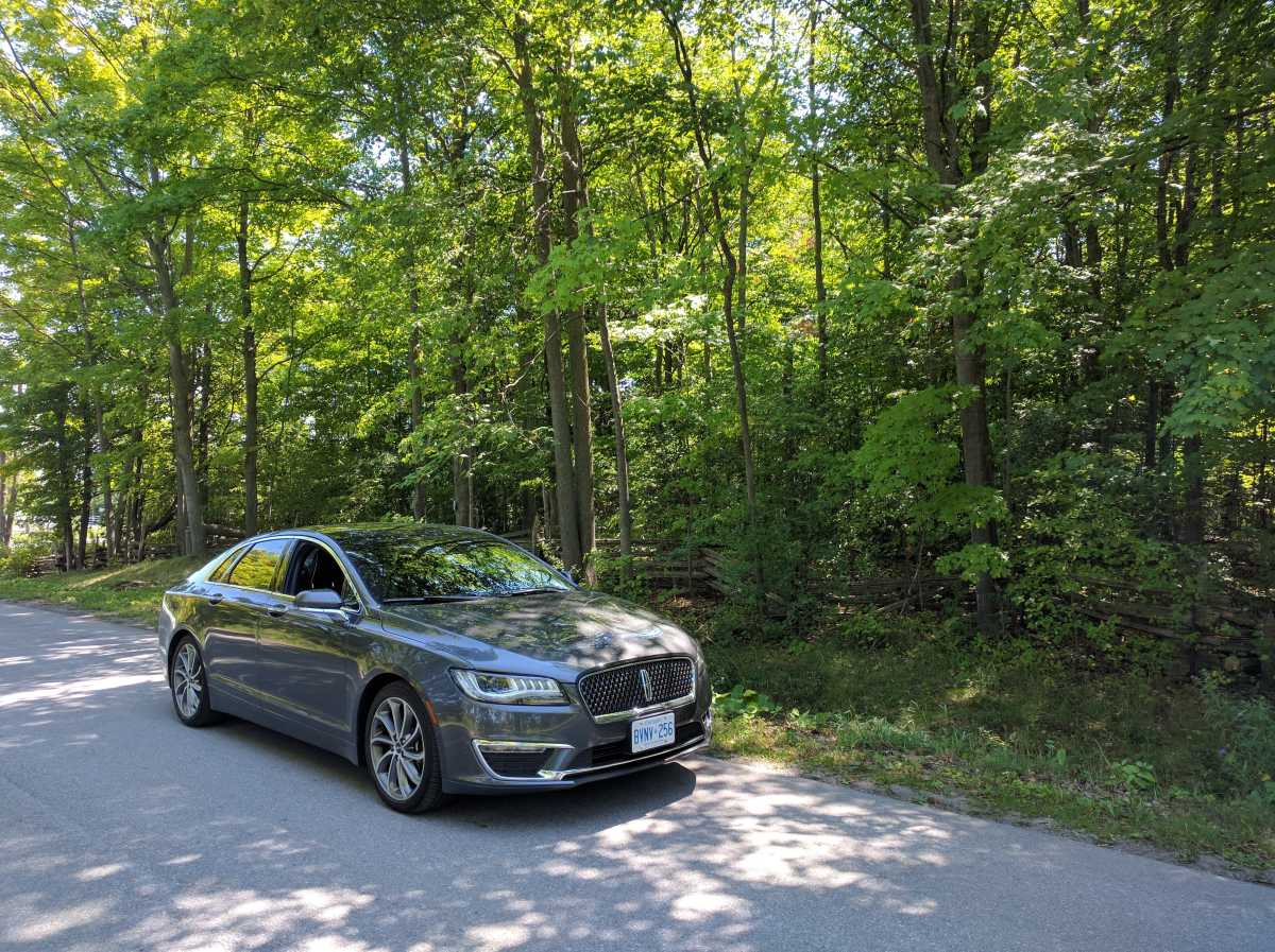 2017 Lincoln MKZ 3.0T