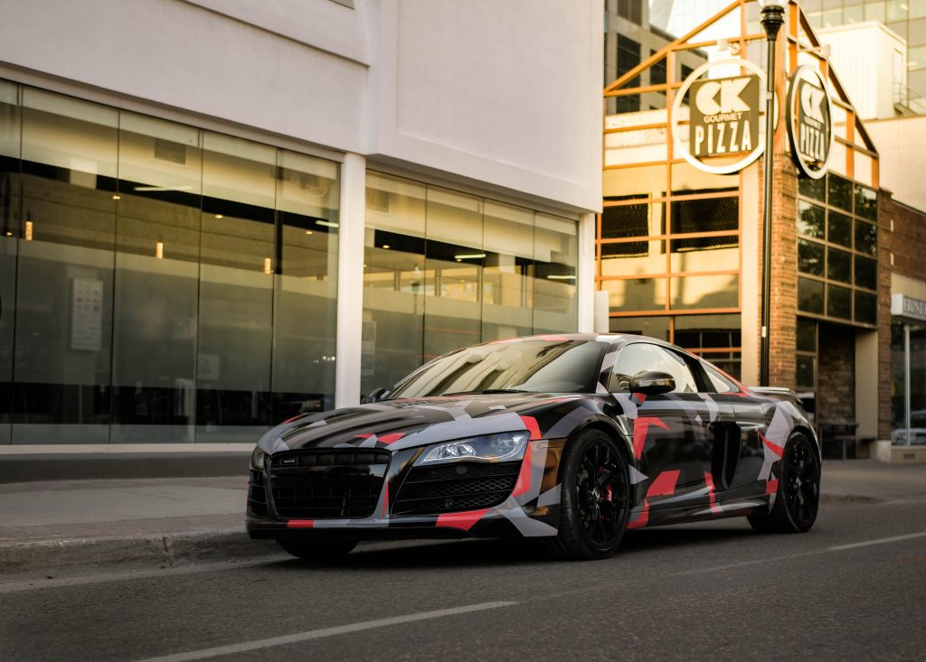 The Most Incredible Car Wraps You've Ever Seen - Carpages Blog