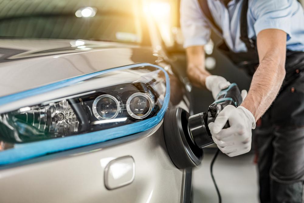 car detailing wax