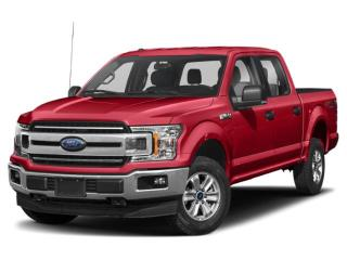 Ford F150 in Cherry Red