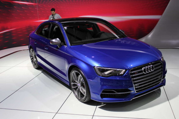 "Audi ""S"" model debut"