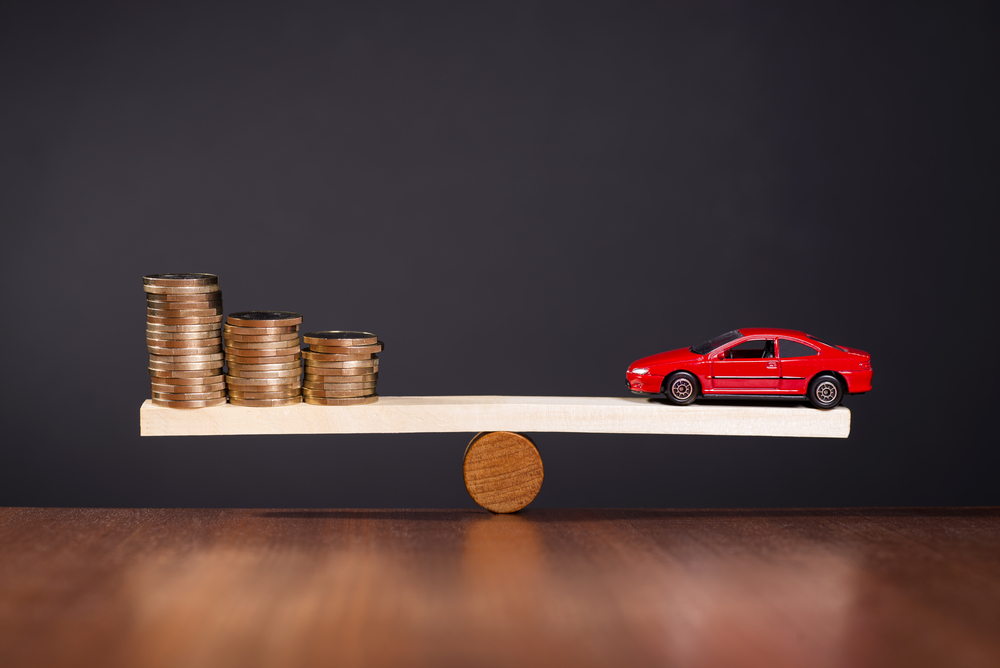research car prices