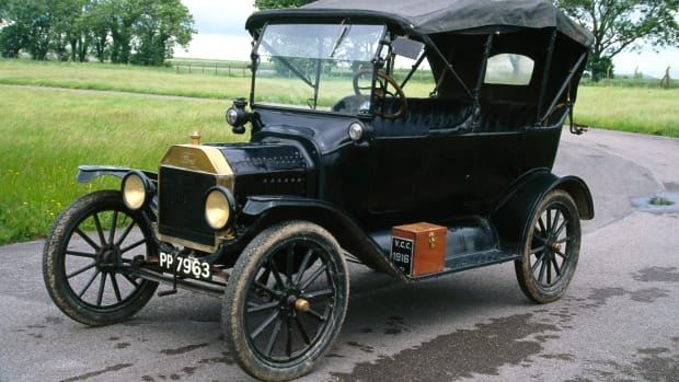 What is the world's first car