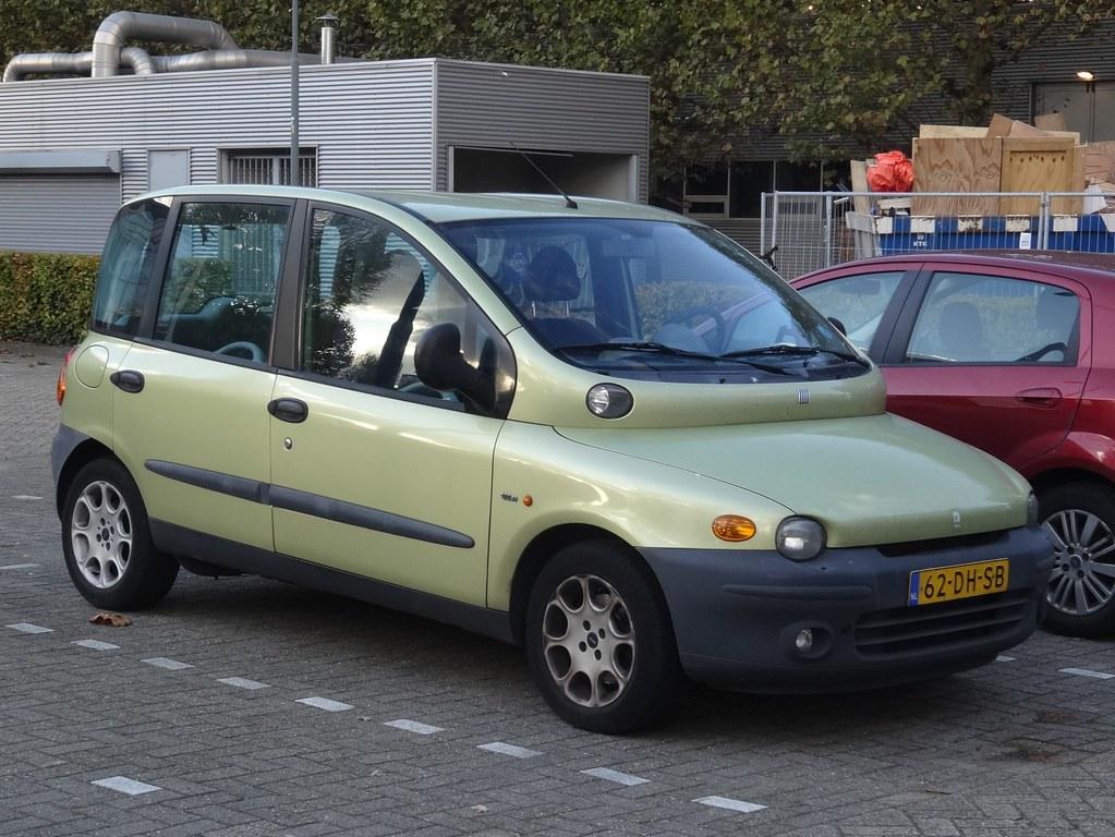 1999 Fiat Multipla