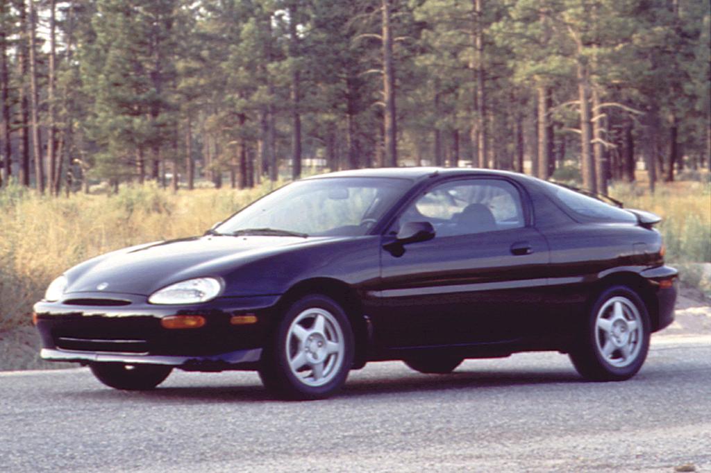 1994 Mazda MX-3 Precidia